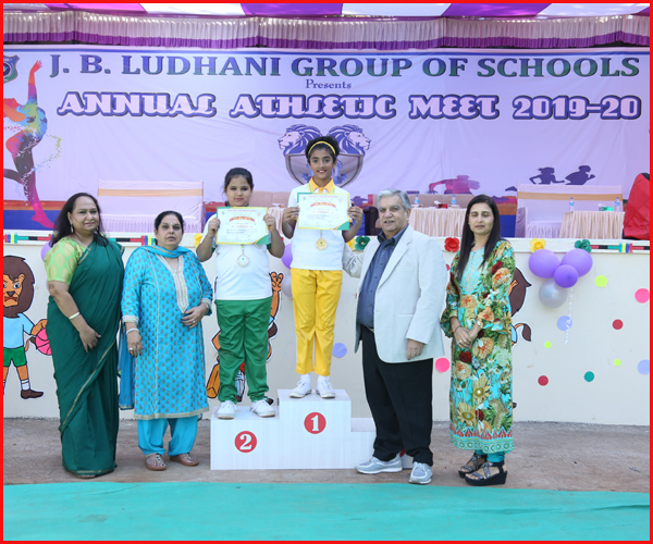 ANNUAL ATHLETIC MEET -2019 -20