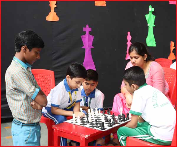 CARROM AND CHESS COMPETITION