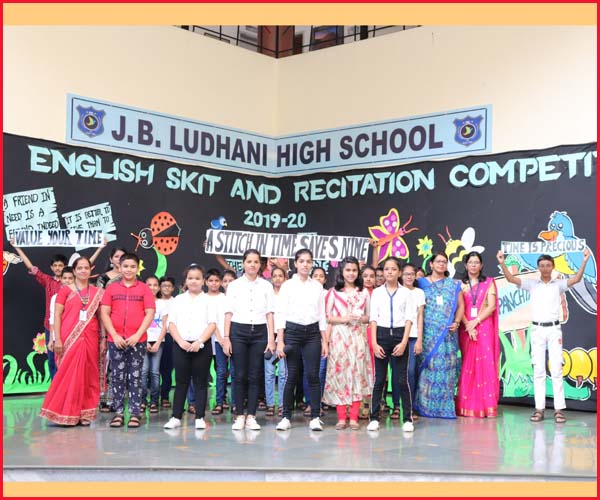 ENGLISH ELOCUTION COMPETITION - GREEN HOUSE