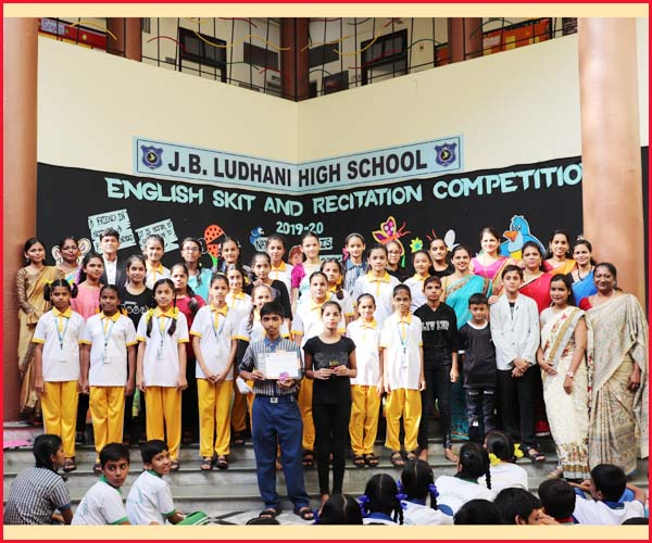 ENGLISH ELOCUTION COMPETITION - RED HOUSE
