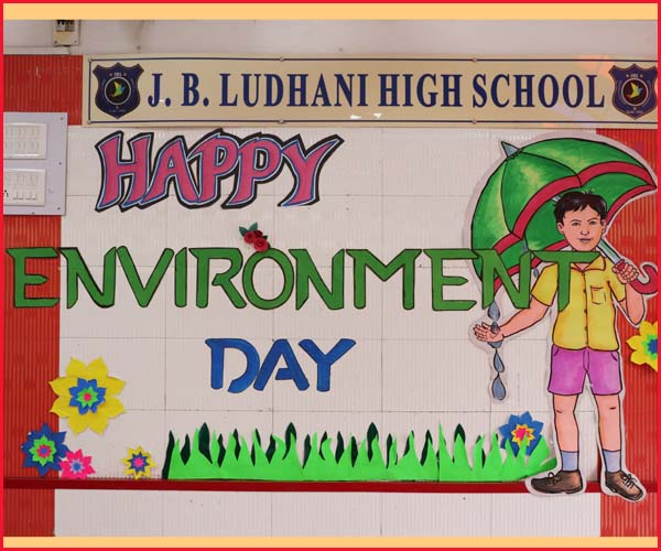 ENVIRONMENT DAY CELEBRATION
