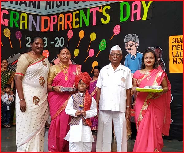 GRANDPARENTS DAY CELEBRATION - 28.09.2019
