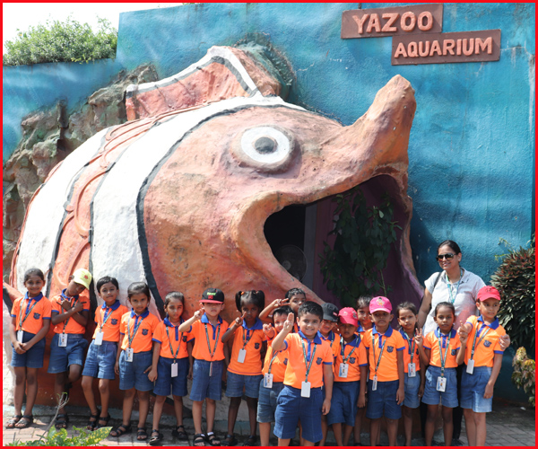 PICNIC - YAZOO PARK -PRE-PRIMARY SECTION