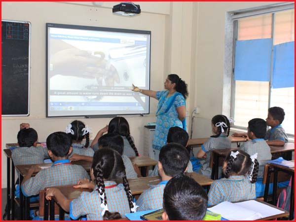 WITH HCL SMART BOARD