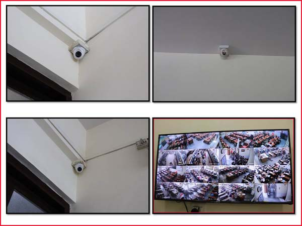 ENTIRE PREMISES UNDER CCTV SURVEILLANCE